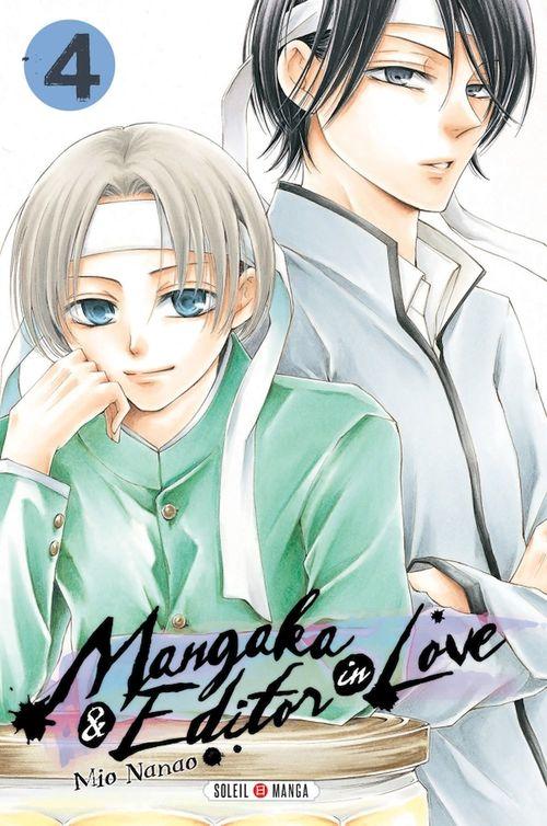 Mangaka & editor in love t.4