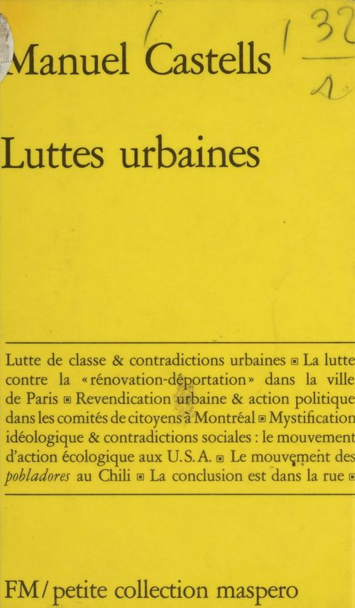 Luttes urbaines