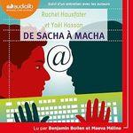 Vente AudioBook : De Sacha à Macha  - Rachel Hausfater - Yaël Hassan