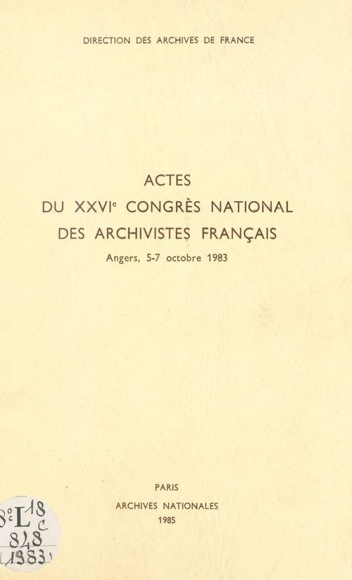 Bureautique et informatique dans les archives  - Direction des archives  - Collectif  - Congrès national des archivistes français