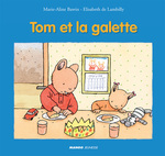 Vente Livre Numérique : Tom et la galette  - Elisabeth De Lambilly