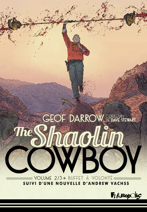 The shaolin cowboy (tome 2)