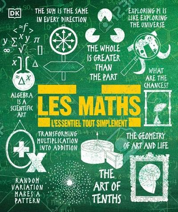 Les maths ; l'essentiel tout simplement