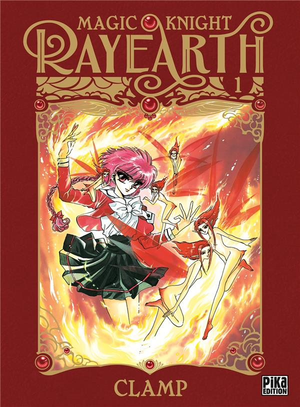 Magic knight rayearth - édition spéciale T.1