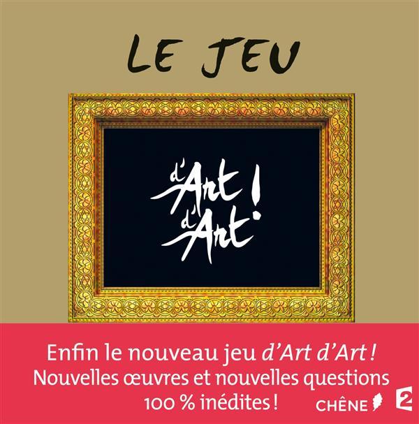Le Jeu D'Art D'Art ; Coffret (Edition 2014)