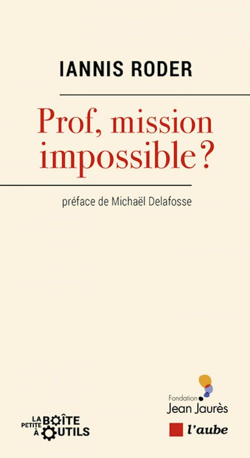Prof, mission impossible?