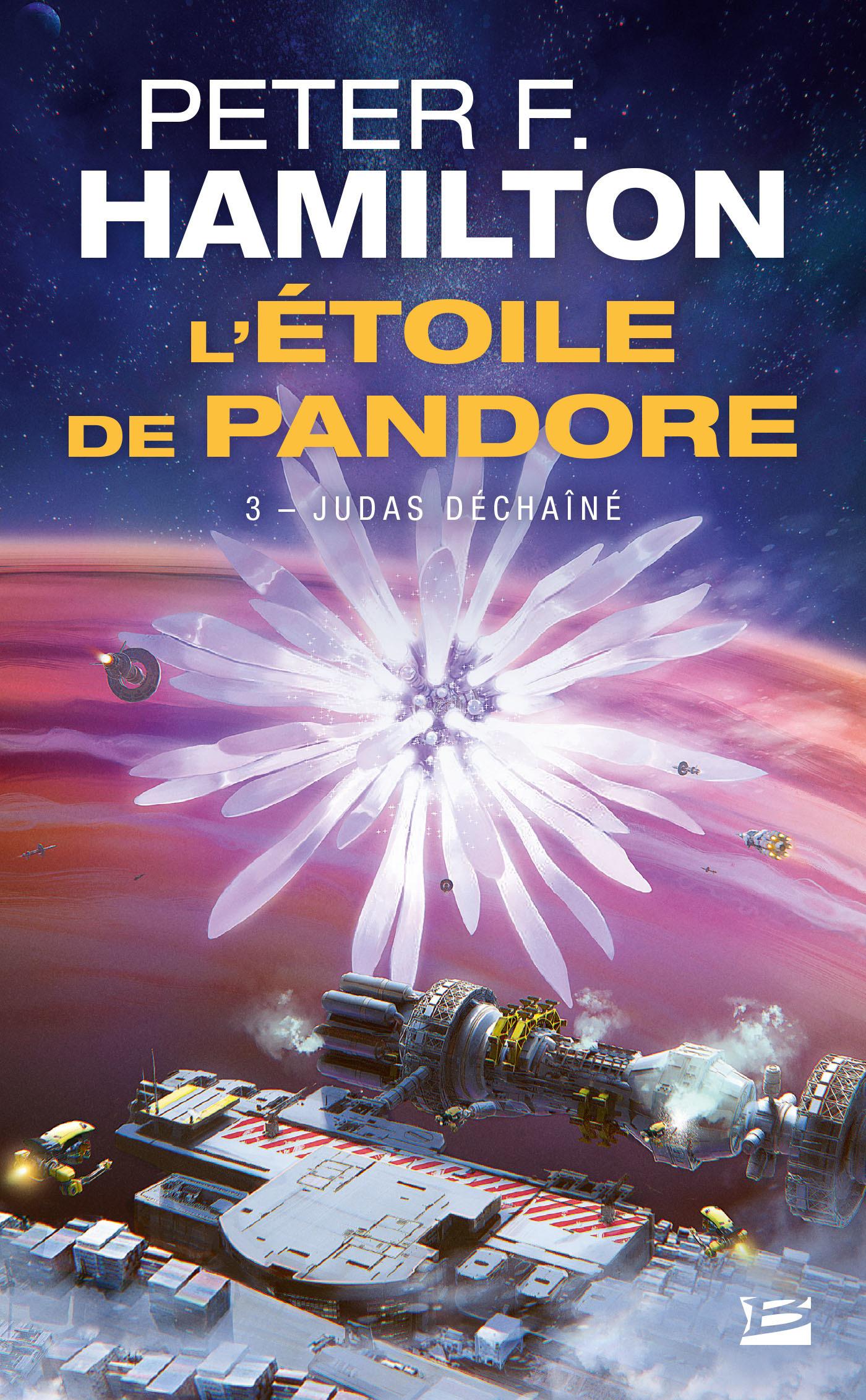 L'étoile de Pandore T.3 ; Judas déchaîné