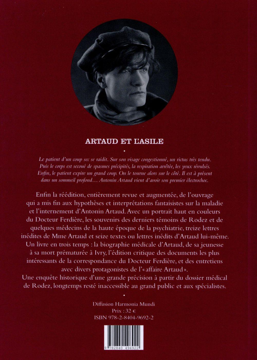 Artaud et l'asile
