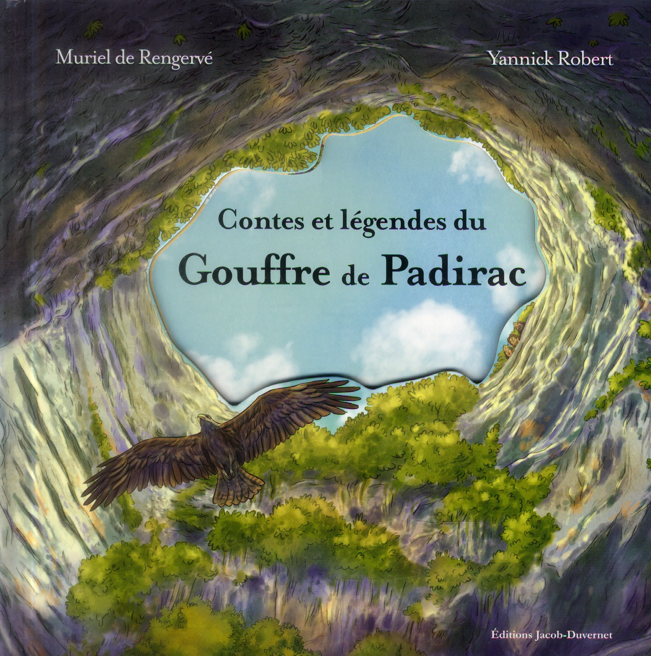 Contes et légendes du gouffre de Padirac