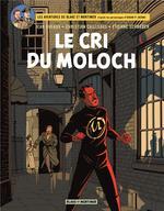 Couverture de Blake & Mortimer - Tome 27 - Le Cri Du Moloch