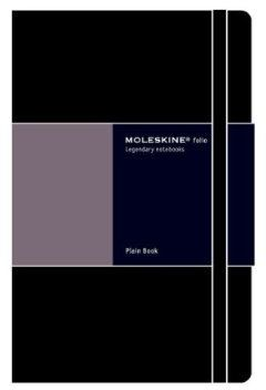 Moleskine Folio Plain Notebook
