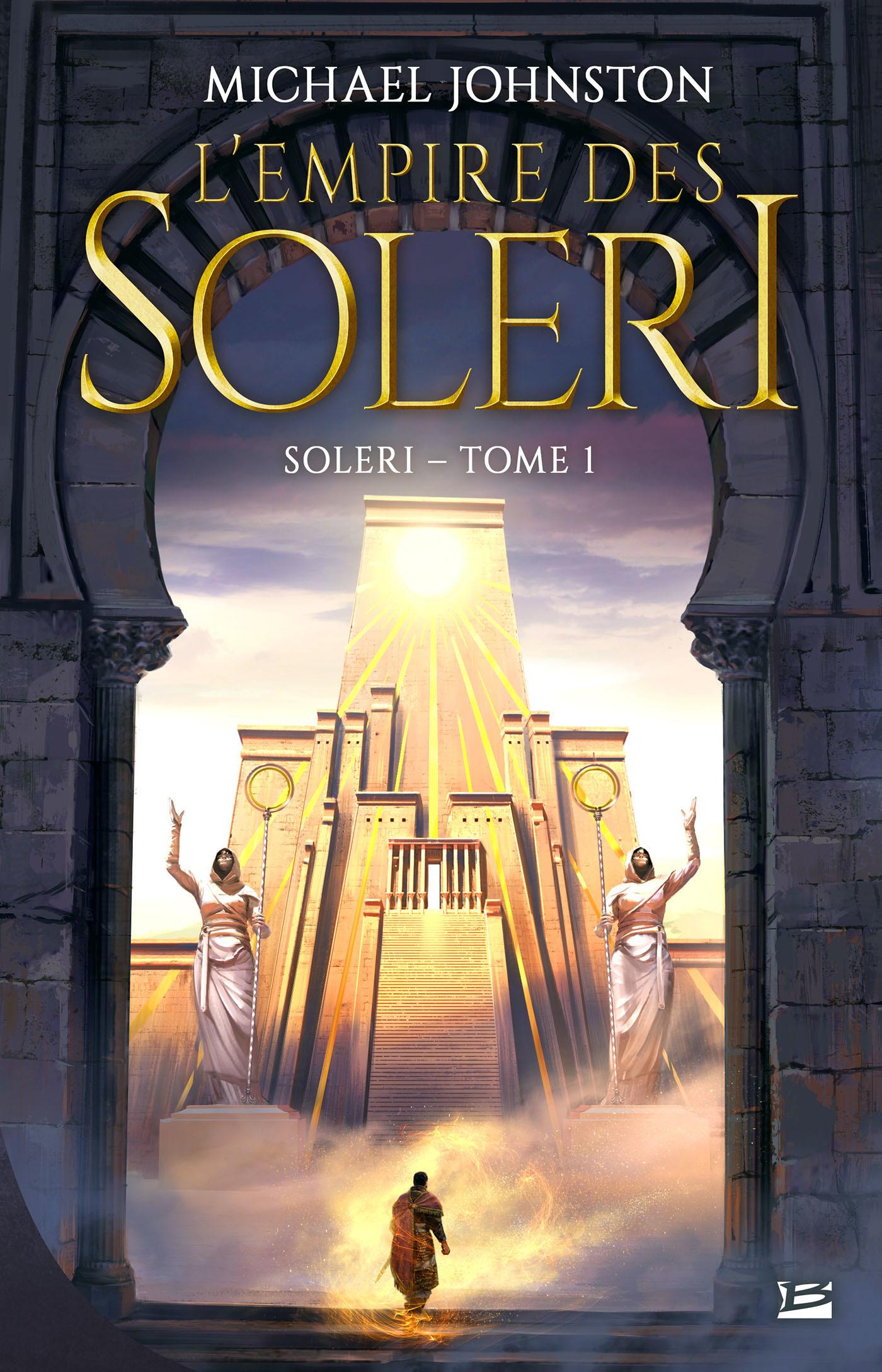 Soleri t.1 ; l'empire des Soleri