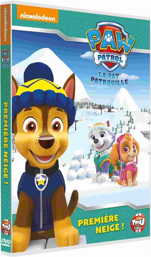 La Pat Patrouille Vol 19 Première Neige