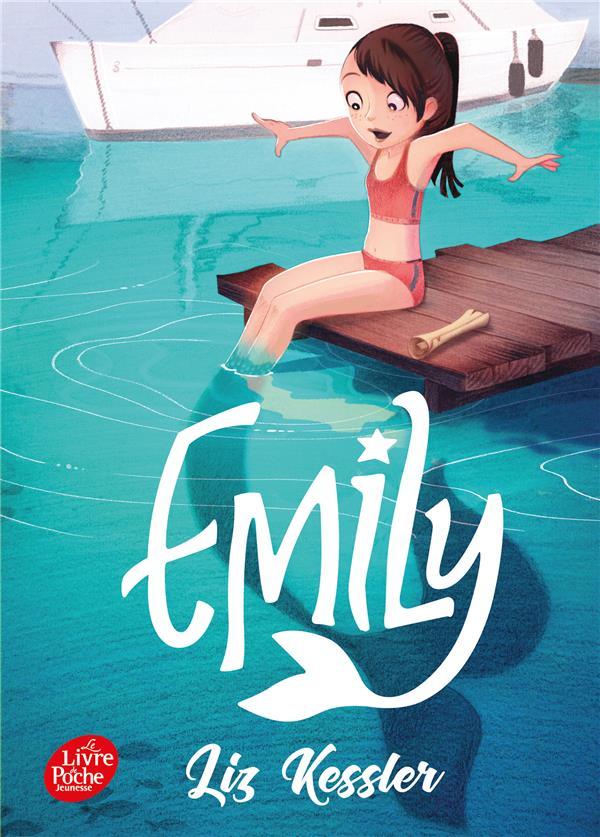EMILY WINDSNAP T.1  -  EMILY KESSLER, LIZ
