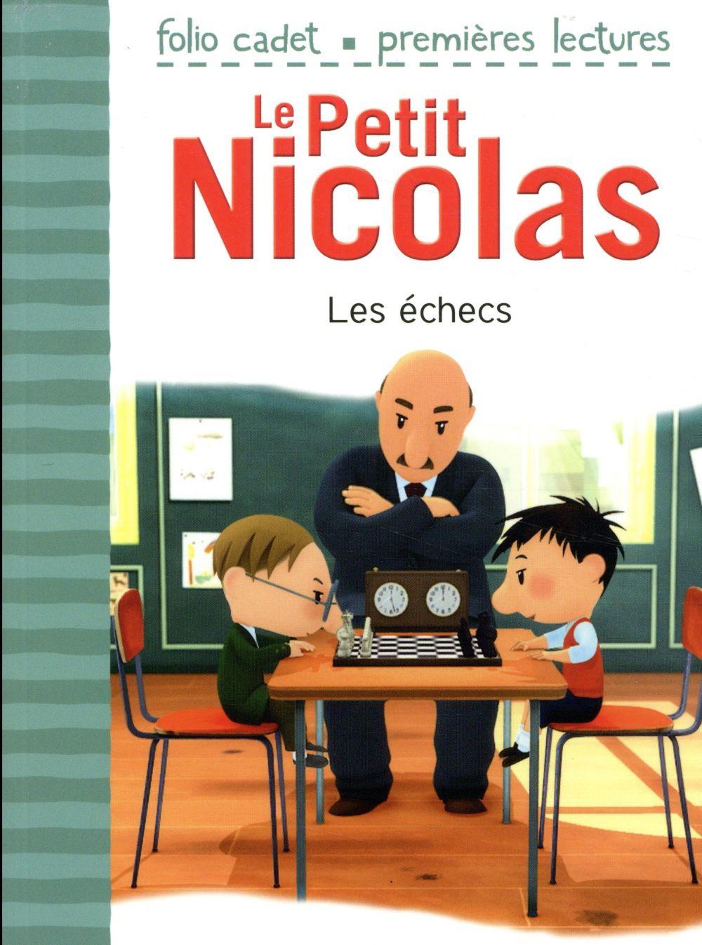 Le petit Nicolas T.37 ; les échecs