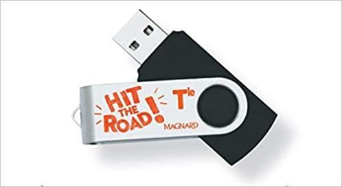 Hit the road ! ; anglais ; terminale ; clé USB (édition 2020)