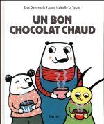 Couverture de Un bon chocolat chaud