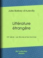 Vente Livre Numérique : Littérature étrangère  - Jules Barbey d'Aurevilly