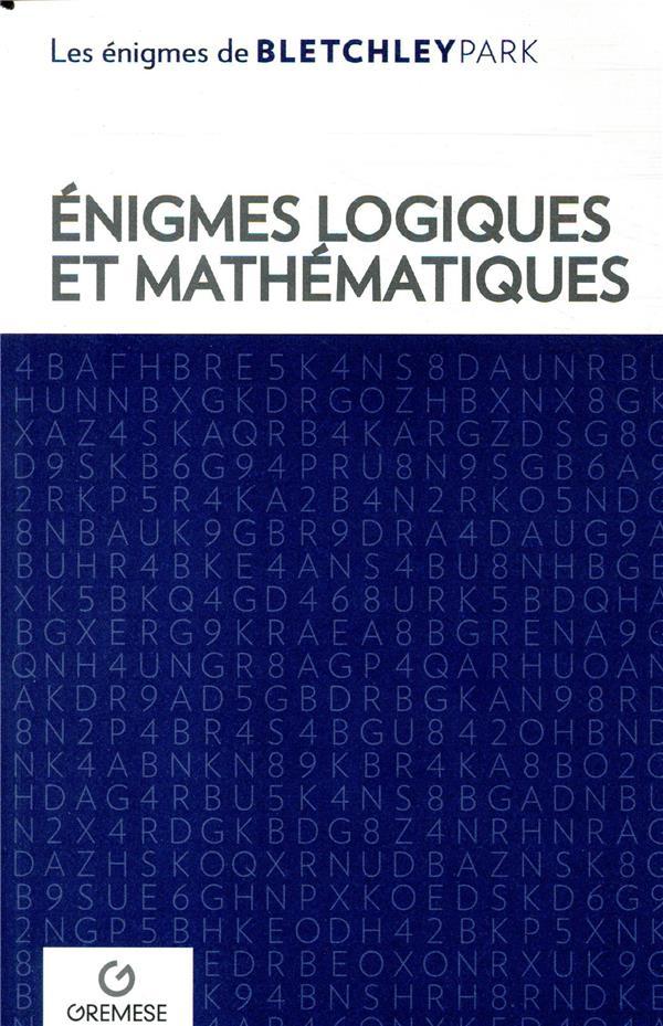 énigmes logiques et mathématiques