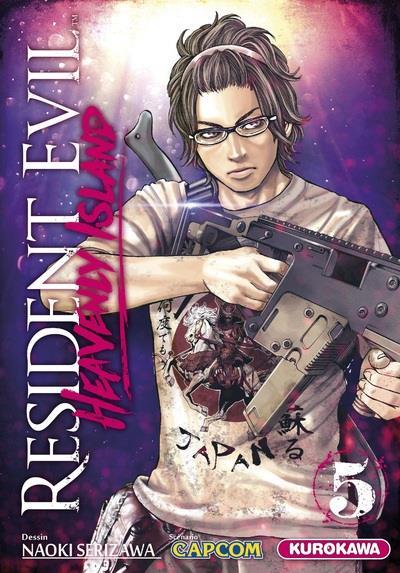 Resident Evil - Heavenly Island t.5