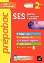 Prépabac SES 2de  - Sylvain Leder - Francois Porphire