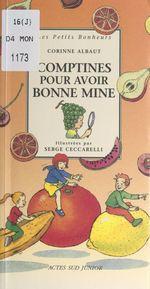 Vente Livre Numérique : Comptines pour avoir bonne mine  - Corinne Albaut