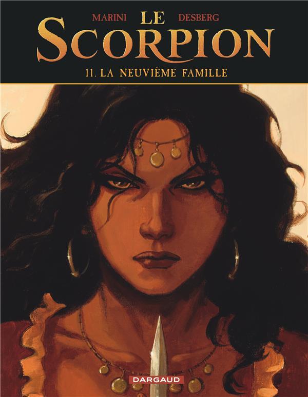 Le scorpion t.11 ; la neuvième famille