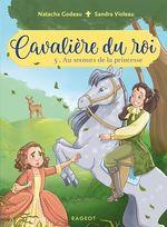 Vente EBooks : Cavalière du roi - Au secours de la princesse  - Natacha Godeau