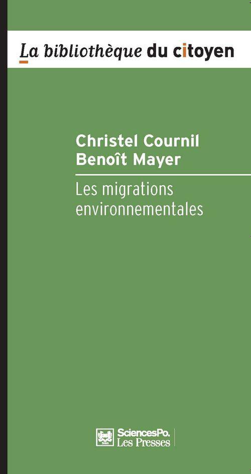 Les migrations environnementales