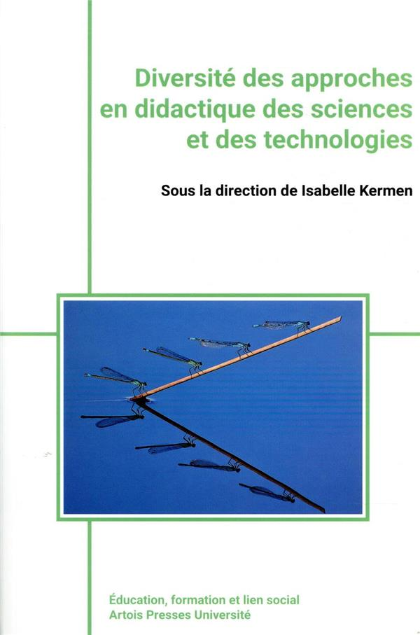 Diversité des approches en didactique des sciences et des technologies