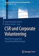 CSR und Corporate Volunteering  - Suska Dreesbach-Bundy - Barbara Scheck