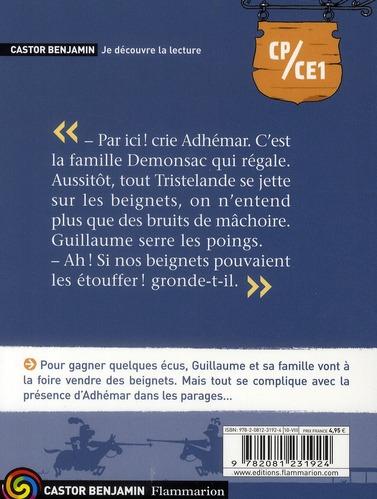 Guillaume petit chevalier t.6 ; la grande foire