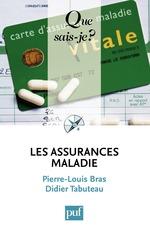 Vente Livre Numérique : Les assurances maladie  - Didier TABUTEAU - Pierre-Louis Bras