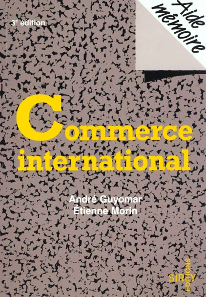commerce international 3ed