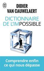 Couverture de Dictionnaire de l'impossible