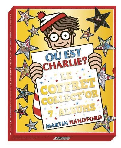 Ou Est Charlie ? ; Le Coffret Collect'Or