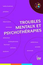 Vente EBooks : Troubles mentaux et psychothérapies  - Jean-François Marmion