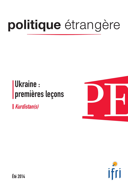 Politique etrangere n 2-2014 : ukraine premieres lecons