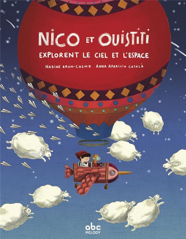 Nico et Ouistiti explorent le ciel