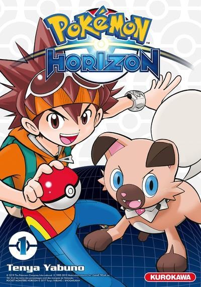 Pokémon - horizon T.1