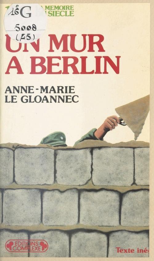 Un mur a berlin