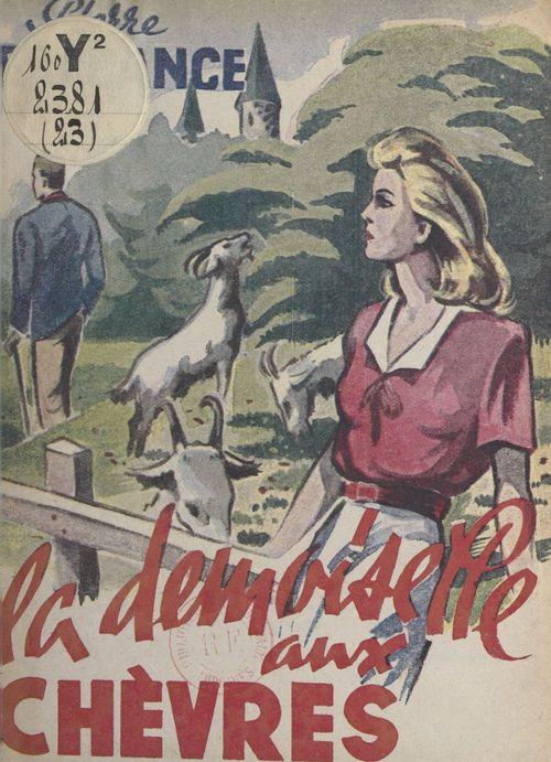 La demoiselle aux chèvres