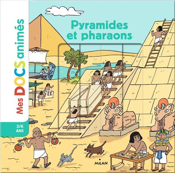 Pyramides et pharaons