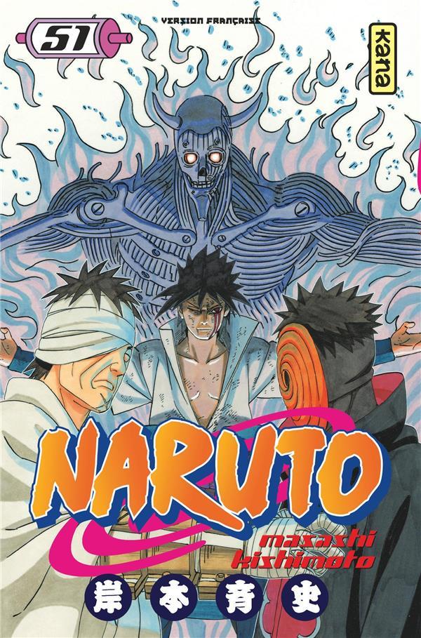 NARUTO - TOME 51 KISHIMOTO, MASASHI
