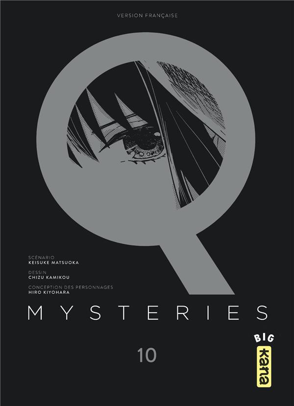 Q mysteries T.10