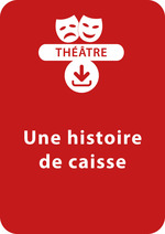 Vente Livre Numérique : Une histoire de caisse (6 - 7 ans)  - Brigitte Saussard