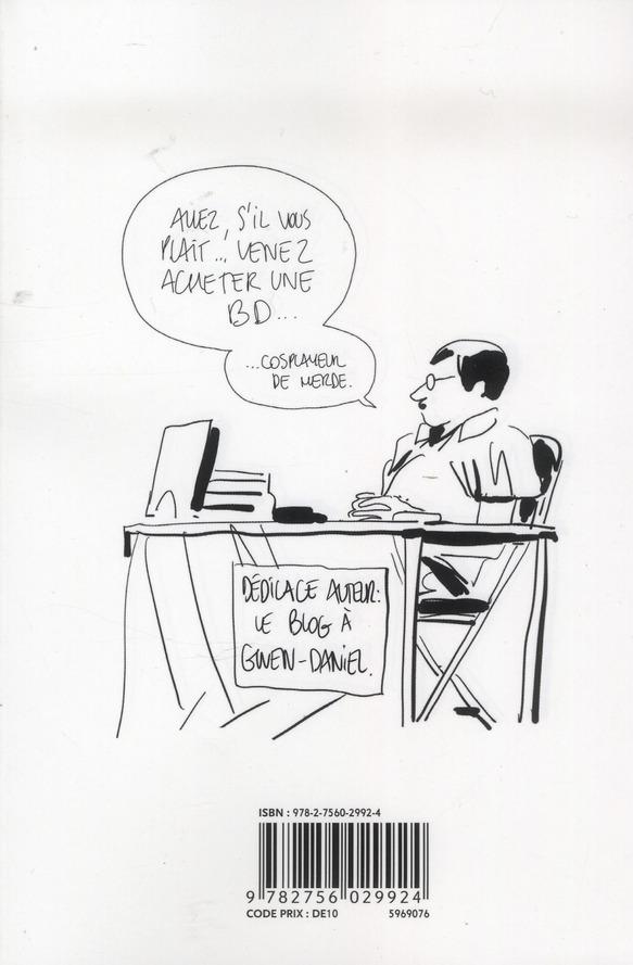 Bastien Vivès t.6 ; la bande dessinée
