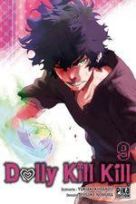 Vente Livre Numérique : Dolly Kill Kill T09  - Yûsuke Nomura