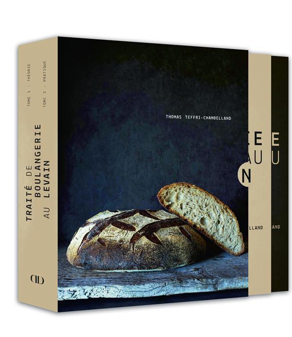 Traité de boulangerie au levain