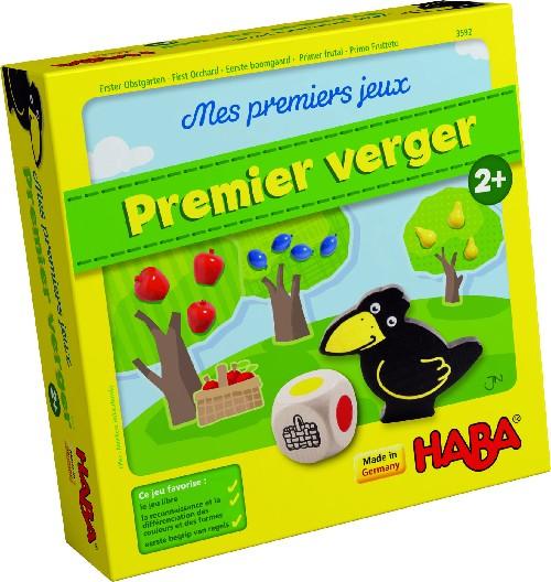 MON PREMIER VERGER ; 2 ANS +